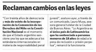 Repercusión de Prensa en Clarín - 09.07.13